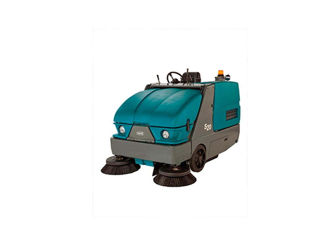 Apilador eléctrico de almacén de conductor acompañante Hyster S1.2