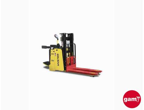 Hyster P2.0SD double electric stacker...