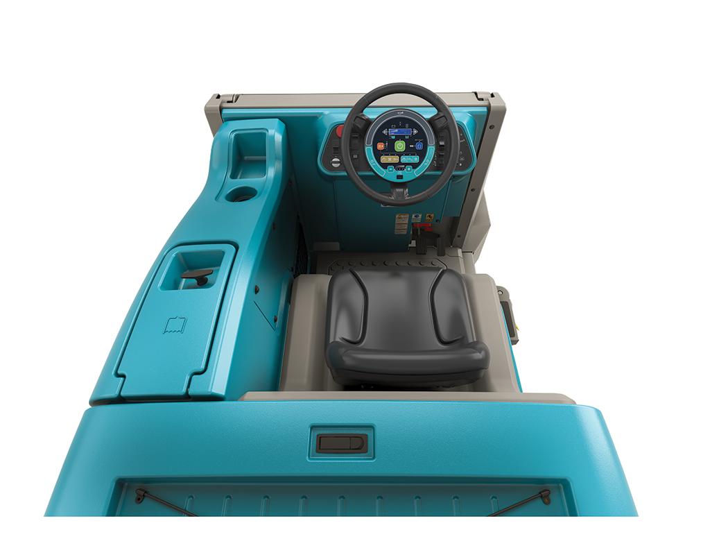 Tractor de arrastre de conductor a bordo Hyster T7.0HS3