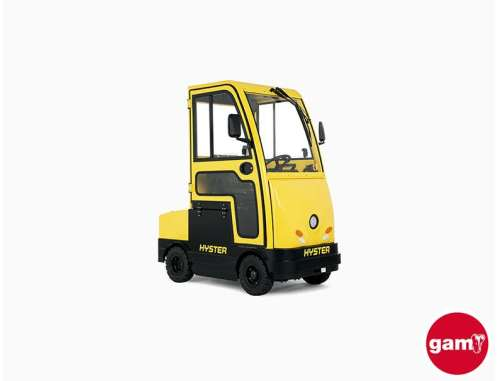 Hyster T8.0HS4 ride-on towing tractor