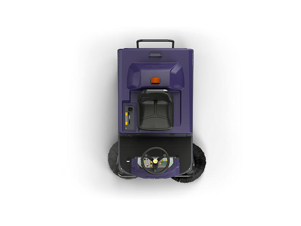 Tennant T7AMR autonomous scrubber