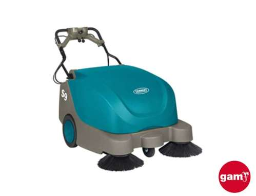 Tennant S9 cordless sweeper for large...