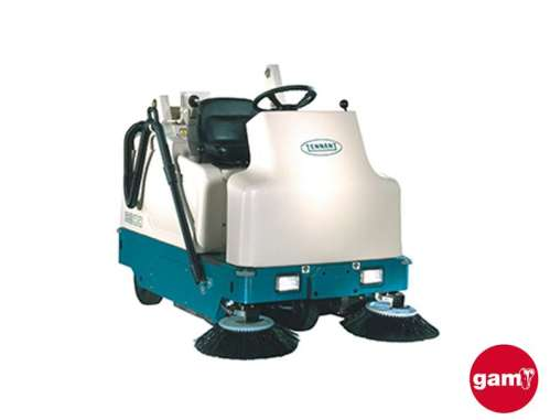 Tennant 6200 compact ride-on sweeper