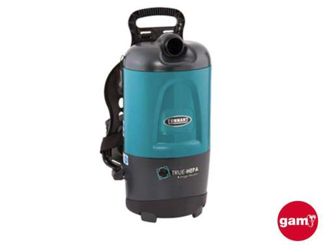 Aspirador mochila Tennant V-BP-7 - V-BP-7 - Aspiradoras | GAM Online