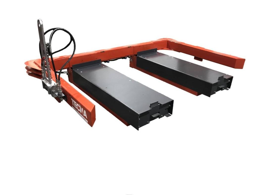 Tennant 1210/1215 carpet extractors
