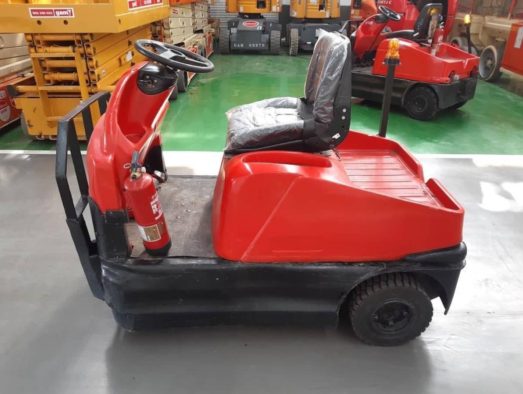 Plataforma de tijera diésel Magni DS2223RT - DS2223RT - Plataformas elevadoras de tijera diésel | GAM Online