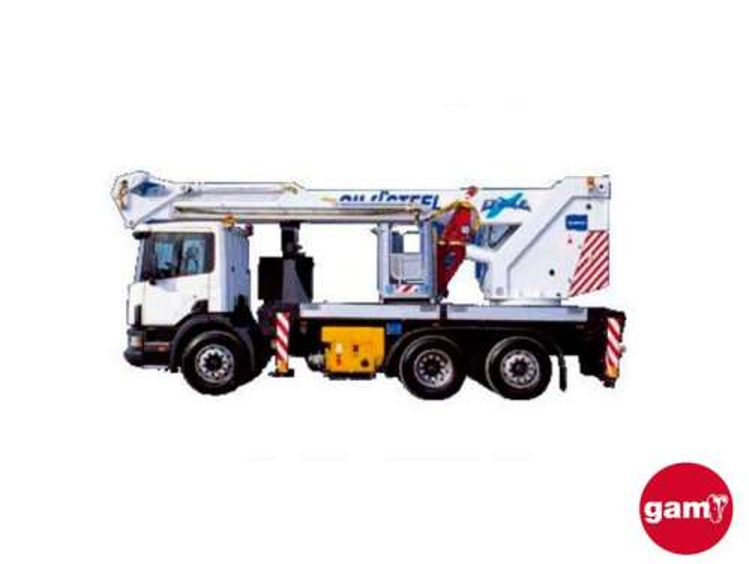 Eagle 3526 lorry-mounted platform