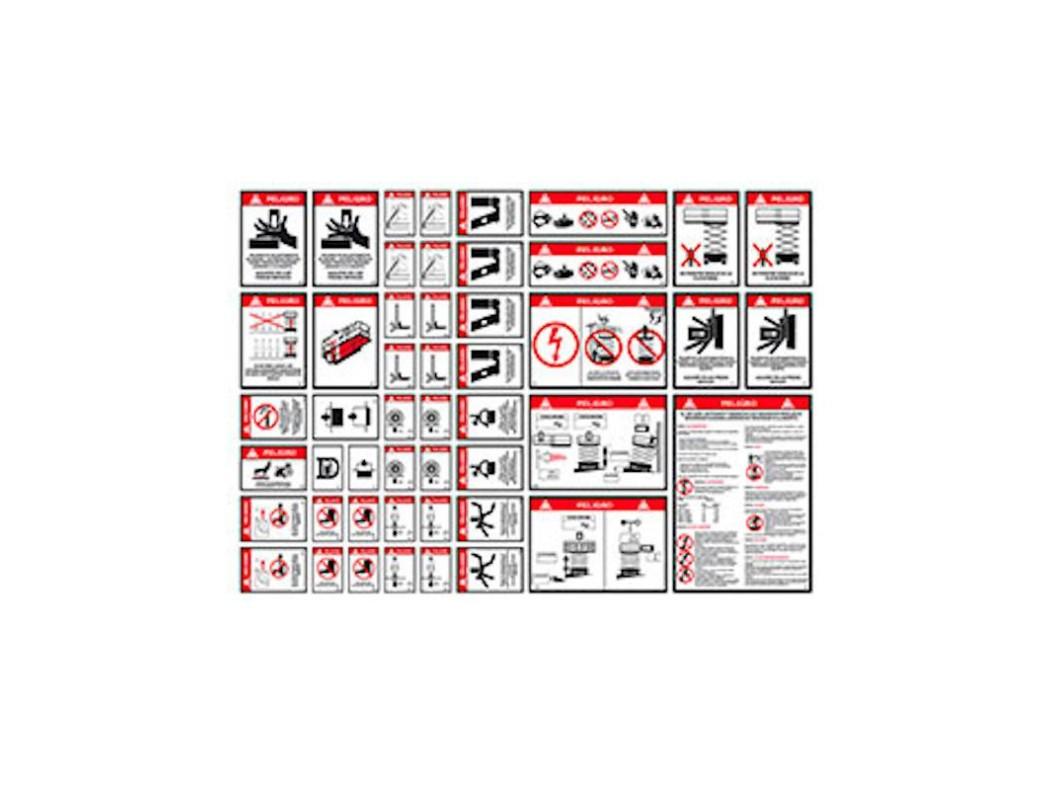 Eagle Phoenix 3224 lorry-mounted...