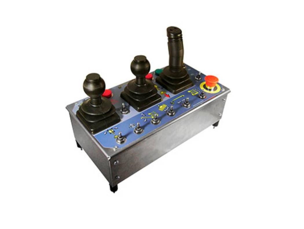 Plataforma sobre camión Scorpion 2313