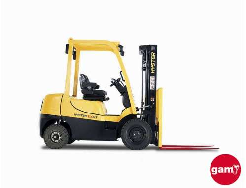 Hyster H2.5XT counterbalanced LPG or...