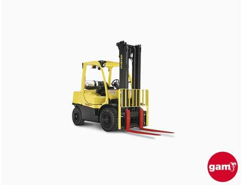 Hyster H4.5FT counterbalanced LPG or...