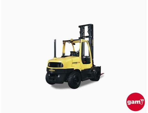Hyster H7.0FT counterbalanced diesel...