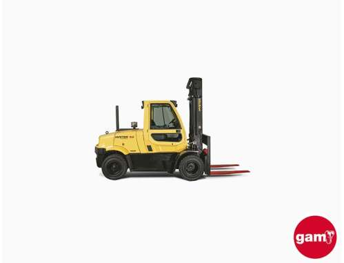 Hyster H8.0FT counterbalanced diesel...
