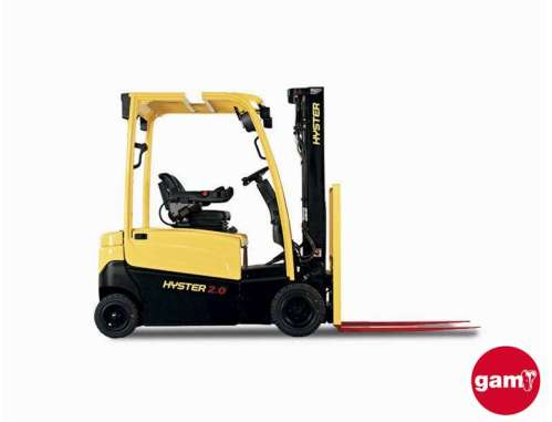 Hyster J2.0XN electric forklift