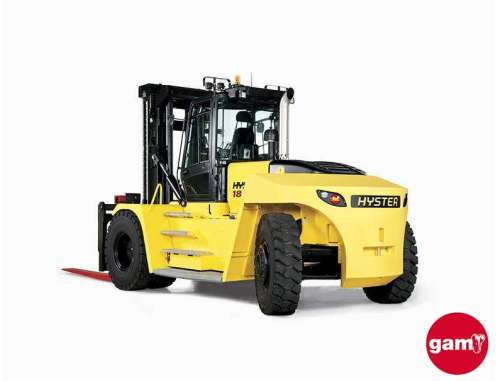 Hyster H18XD heavy-duty forklift