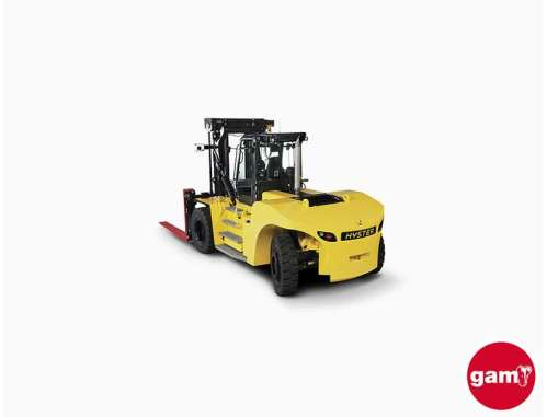 Hyster H25XD heavy-duty forklift
