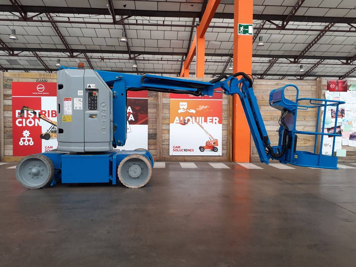 2011 GENIE Z-30/20N RJ - GAM-14338 - PLATAFORMA ARTICULADA ELECTRICA 11 M [PLAUAE011] | GAM Online