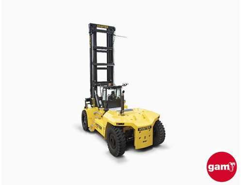 Hyster H40XD heavy-duty forklift