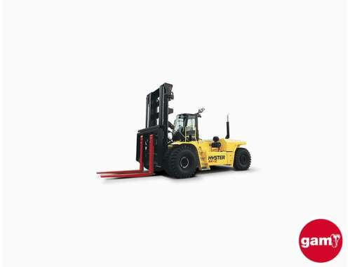 Hyster H48XD heavy-duty forklift