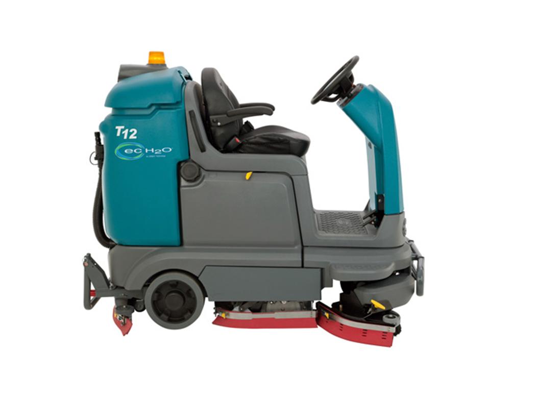 Hyster C1.0 three-way forklift