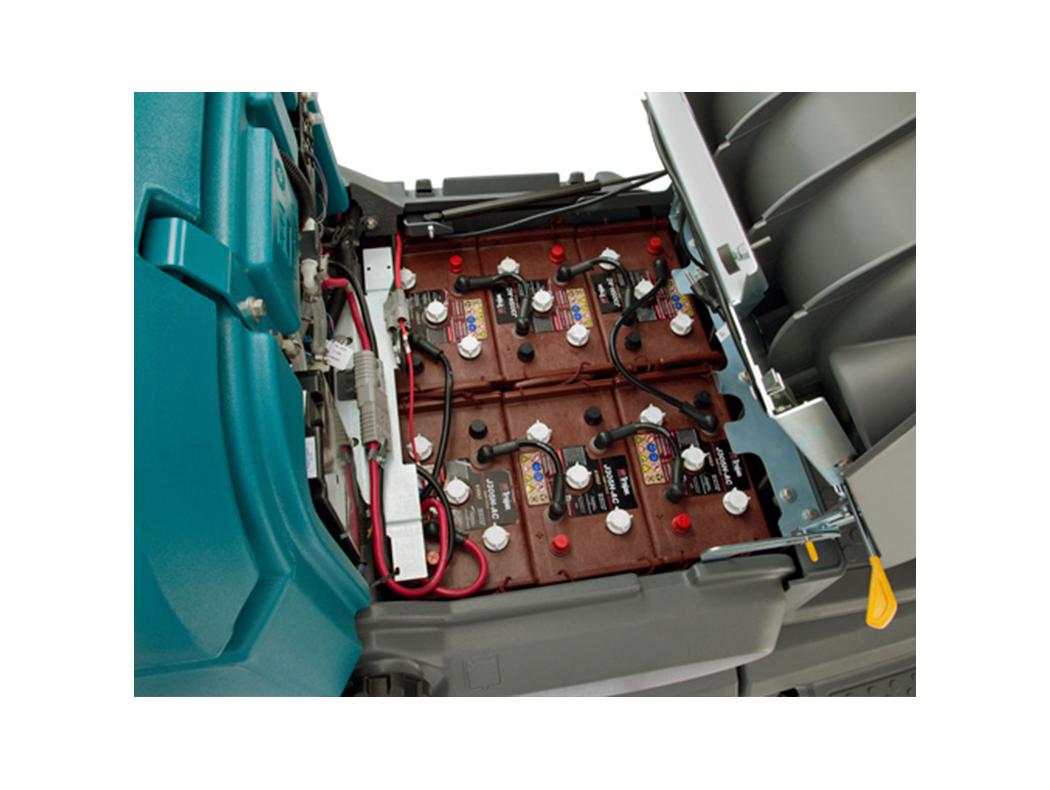 Hyster C1.5 three-way forklift