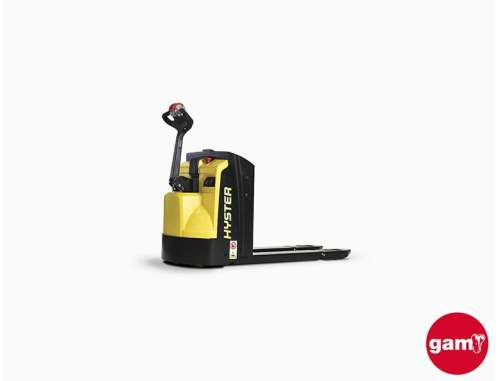 Hyster P1.8 electric pallet jack