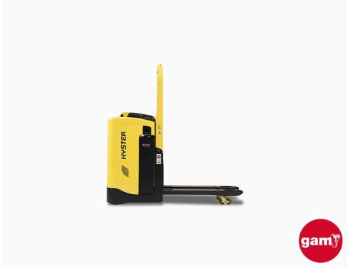 Hyster RP2.5 ride-on electric pallet...