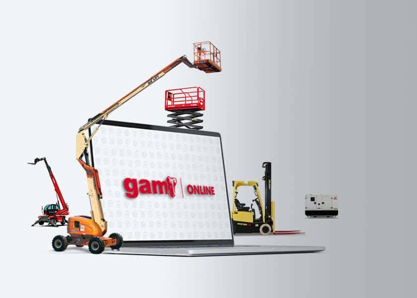 GAM Online