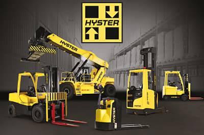 Ver maquinaria Hyster
