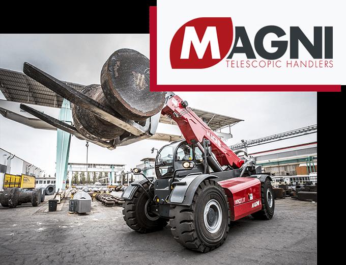 Maquinaria de Magni
