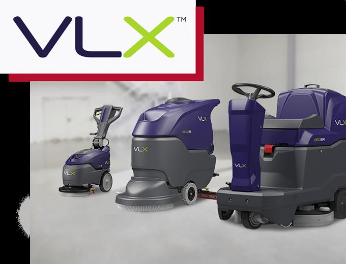 Maquinaria de VLX