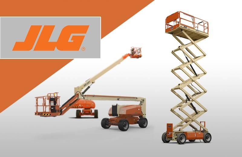 ver maquinaria JLG